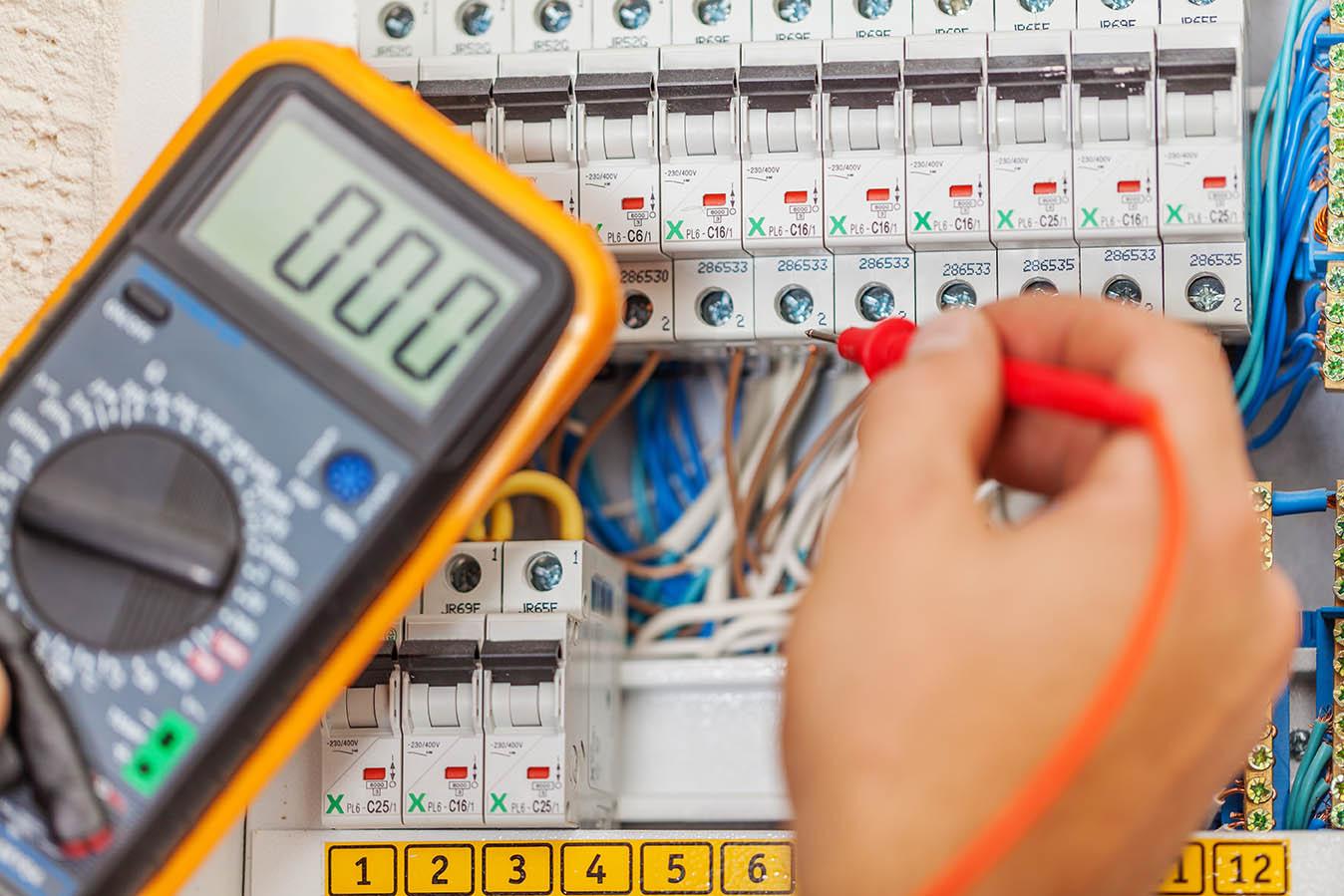 Electrician, technician, engineer.